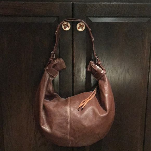 No brand . The tag just say Made in Italy Bags   Leather Bag   Poshmark eee144ce02